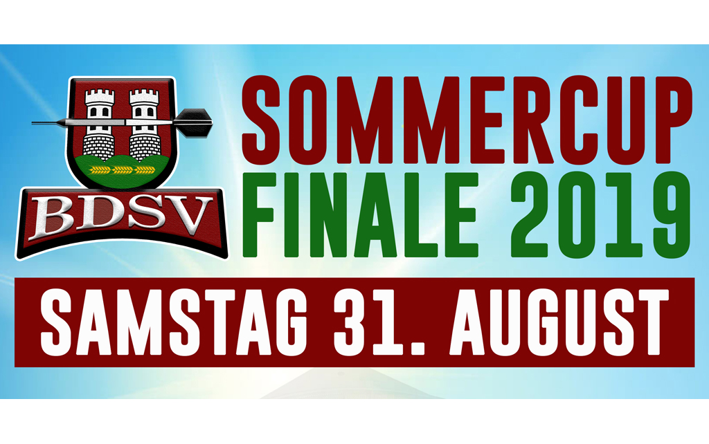 Sommercup Finale Infos