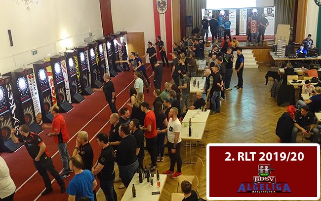 125 Spieler/innen beim 2.RLT