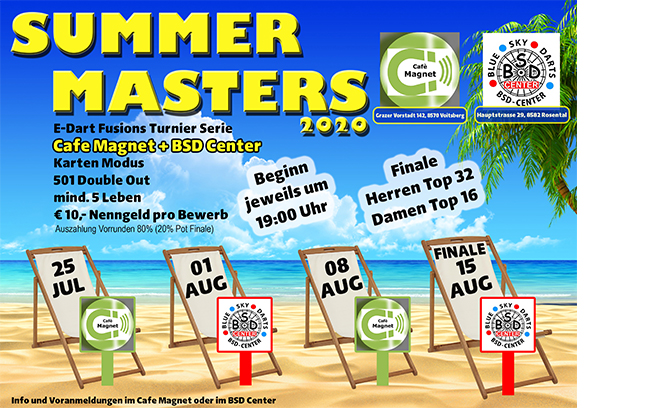 Summer Masters 2020