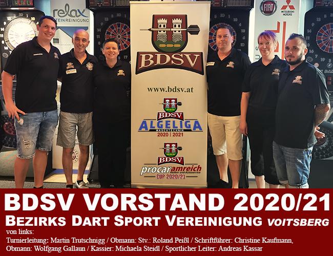 Der BDSV Vorstand stellt sich vor