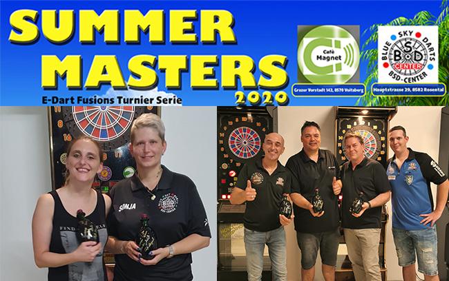 38 Teilnehmer beim 1. Summer Masters