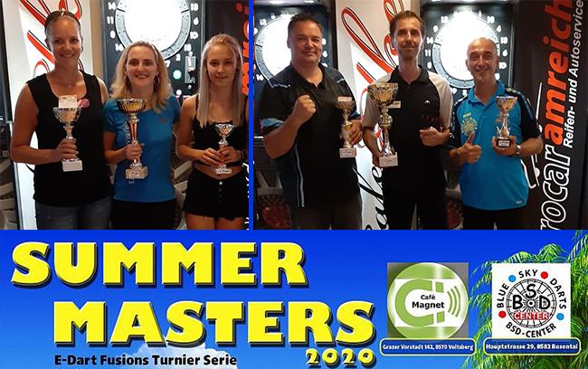 Summer Masters 2020: Pagger Patrizia & Gallaun Christian