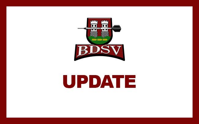 Update zur Liga / Corona in der BDSV angekommen