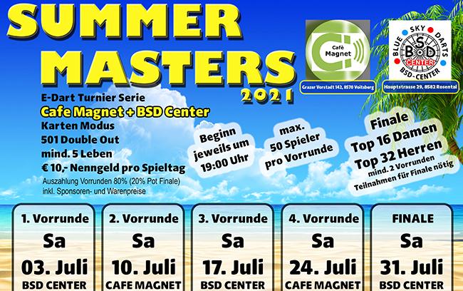 Summer Masters 2021