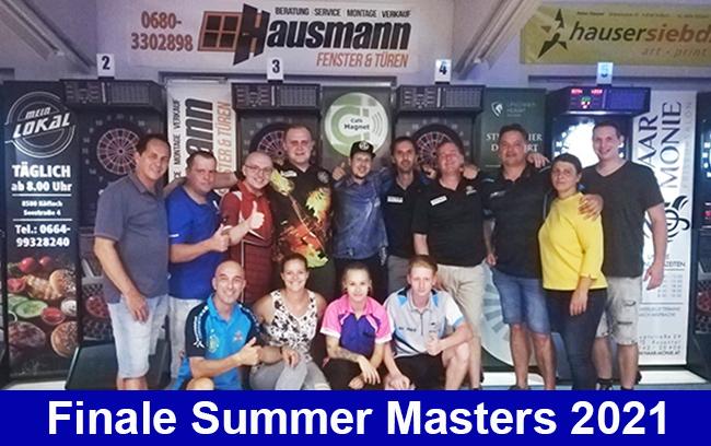 Würdige Sieger beim Summer Masters Finale 2021